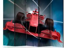 Paraván - Formula 1 car II [Room Dividers]